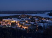 UPDATED DEERHURST CONDO WITH LAKE VIEW