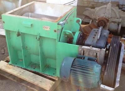 Rotary Airlock Chip Feeder Size 25x30 Material Ss Mfg. Master Machine
