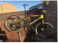 Ghost RT lector 5700 carbon mountain bike 52cm