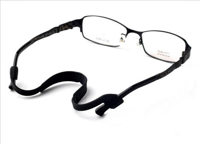 Silicone Eyeglasses Strap Glasses Sunglasses Sports Band Cord  Holder