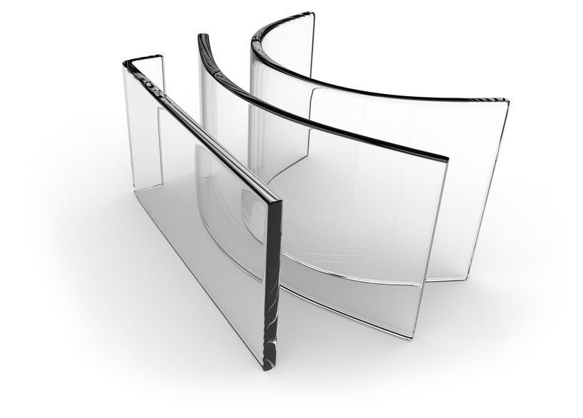 Double Strength Glass Cutting : Can you cut tempered glass ebay