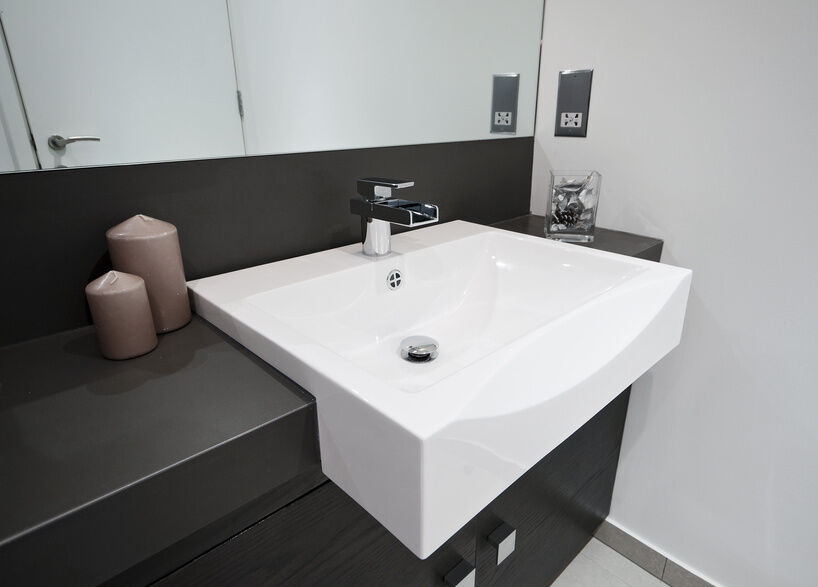 Features of Waterfall Basin Taps