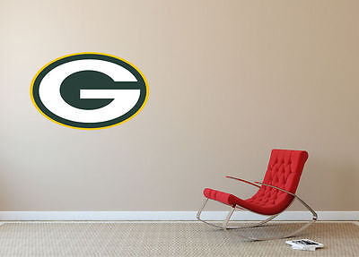 Green Bay Packers *MANY SIZES* Wall Art Wall Decal Car Home Decor Car SA135 ()