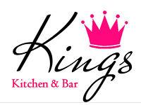 Chef de Partie £18k to £22k + Service Charge + Tips