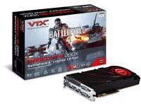 AMD Radeon R9 290X 4GB Battlefield 4 Limited Edition Graphics Card