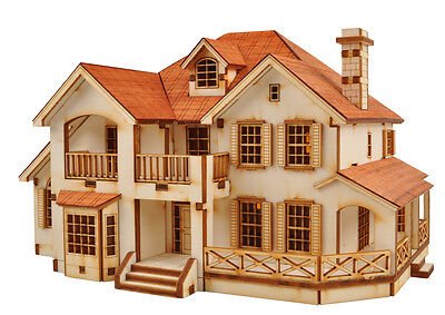 4d puzzle models kits ebayshopkorea discover korea for Ranch style home kits