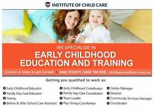 GOVERNMENT FUNDED CERT III AND DIPLOMA IN CHILDCARE Box Hill Whitehorse Area Preview