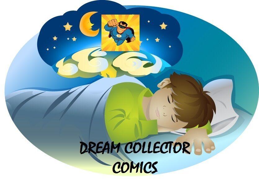 Dream Collector Comics
