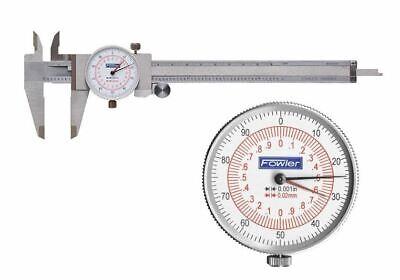 52-030-006-0 Fowler Dial Caliper 6 150mm