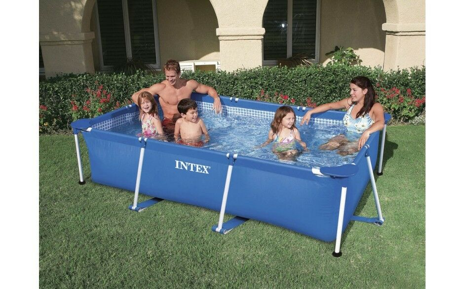 Intex Family Schwimmbecken Swimming-Pool