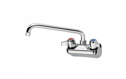 """Commercial Faucet 4"""" Center Mount Faucet w 10"""" Spout NSF Certified Free Shipping"""