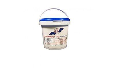 Guanokalong Pulver 0,5kg 500g organischer Fledermausdünger Erdaufbereiter  (Pulver Dünger)