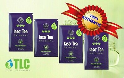 1 MONTH SUPPLY IASO TEA - LOSE 5 POUNDS IN 5 DAYS! Total Life Changes (TLC) ()