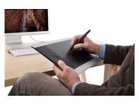 Wacom Intuos Pro Medium SE Special Edition Pen Tablet PTH-651S-ENES