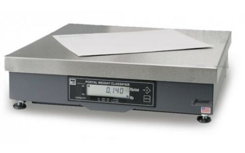 NCI Weigh-Tronix 7680-75 POS Retail / Grocery/Shipping Scale  SHIPS FREE! WORKS!