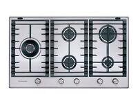KitchenAid KHMP586510 Gas Hob