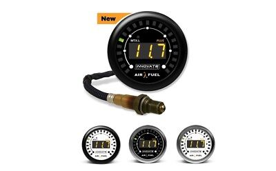 NEW INNOVATE MTX-L Air/Fuel Ratio Wideband Gauge Kit w/O² Sensor LSU 4.9  3918