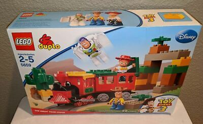 Lego Duplo Toy Story 3 The Great Train Chase 5659