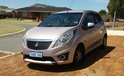 Holden Barina Spark 2010 Alkimos Wanneroo Area Preview