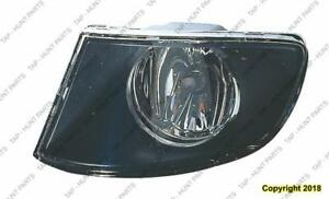 Fog Light Driver Side Without M Package Coupe/Convertible 07-13 High Quality BMW 3-Series 2007-2011