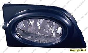 Fog Lamp Set Sedan/Hybrid High Quality Honda Civic 2006-2008