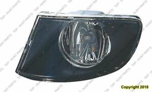 Fog Lamp Driver Side Without M Package Coupe/Convertible 07-13 High Quality BMW 3-Series 2007-2011