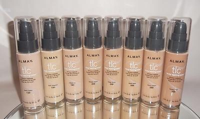 Almay TLC Truly Lasting Color 16 Hour Liquid Makeup Foundati