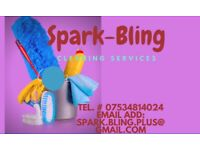 Spark-Bling Cleaning Services