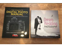 2 Digital Photography Books Camera Photo Canon Nikon