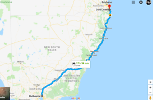 Wanted: Travel Mate for the adventure to Byron Bay/Gold Coast