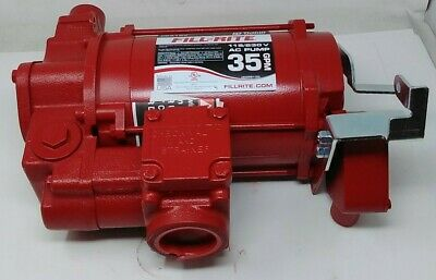 Fill-rite Fr310vn Fuel Chemical Transfer Pump