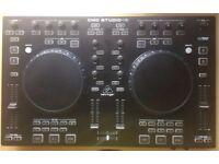 BEHRINGER CMD STUDIO 4A USB 4 CHANNEL DJ AUDIO CONTROLLER £80 !!!