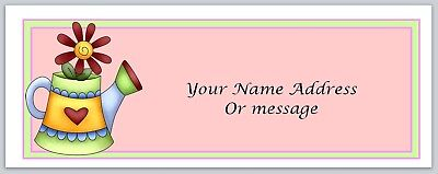 Personalized Address Labels Primitive Country Buy 3 Get 1 Free Xco 291