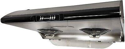 Crown Auto-Clean style  powerful range hood(hotte de cuisine) 800CFM