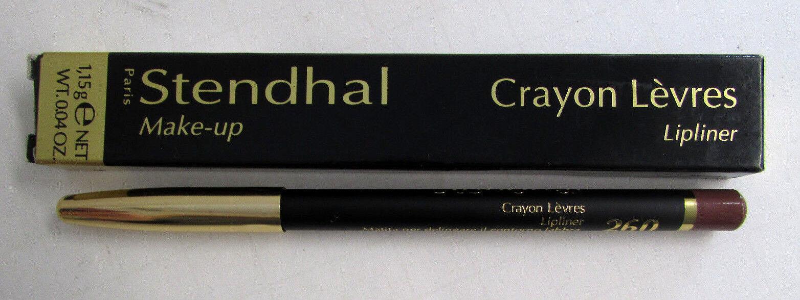 Stendhal Make-Up Crayon Lip-Liner 260 Natural 0.04 oz NEW
