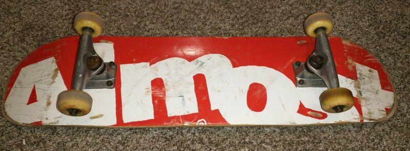 Almost Skateboards Complete, Deck, Wheels, Tensor Trucks,