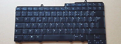 Tastatur Tastatur azerty Dell Latitude d510 D610 D810 ohne TrackPoint gebraucht kaufen  Versand nach Germany