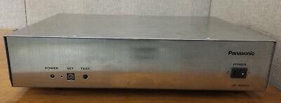 Panasonic Js-900cv Pos Video Controller-refurbished