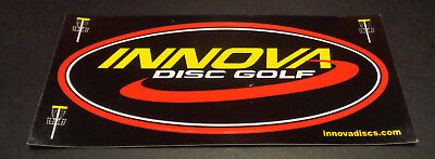 -New Innova Logo Sticker-Red-Black-Yellow & White for sale  Shipping to India