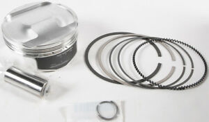 Wiseco 40045M09300 Piston Kit for 2011-14 Polaris Ranger RZR XP 900 (93.00mm)
