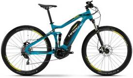 Haibike sDuro FullNine SL 29 electric bike