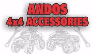 Andos 4x4 Accessories Bentley Canning Area Preview