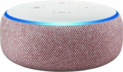 NEW Amazon Echo Dot 3rd Generation Smart Speaker with Alexa - Plum,
