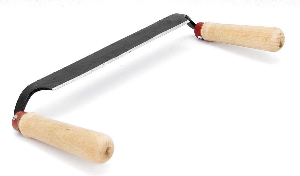 NEU Zugmesser 255 - 280 mm Schäleisen Zieheisen Reifmesser Ziehhobel
