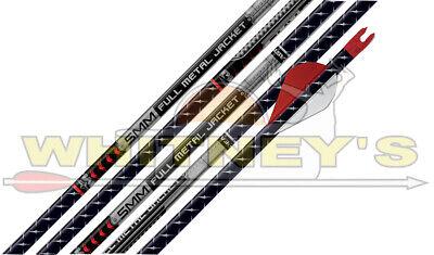 """Fmj Full Metal - Easton Axis FMJ/Full Metal Jacket 5MM N-Fused - 340 - 2"""" Blazer Vanes (6 PACK)"""