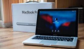 13' Apple MacBook Pro 2.4Ghz 4gb 250GB HD Logic Pro X Ableton Final Cut Pro X Adobe CC Master Serato