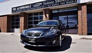 2010 Lexus IS 250 NO ACCIDENT AWD NAVI BACK-UP CAMERA ULTRA PREM