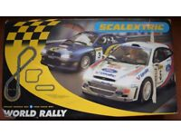 Classic Rally Scalextric