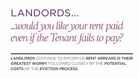 LANDLORDS... would you like your rent paid even if the Tenant fails to pay?