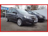 2013 -- Vauxhall Zafira -- For PCO -- Low Mileage - Hpi Clear -- 7 Seater -- Alternate4 toyota verso